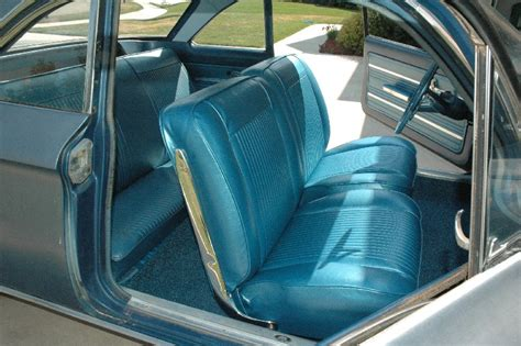 Corvair Seat Upholstery curbside classic 1960 corvair monza club coupe how some