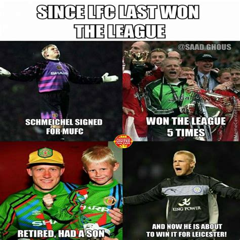 The League Memes - since liverpool won the league last time by negergoose