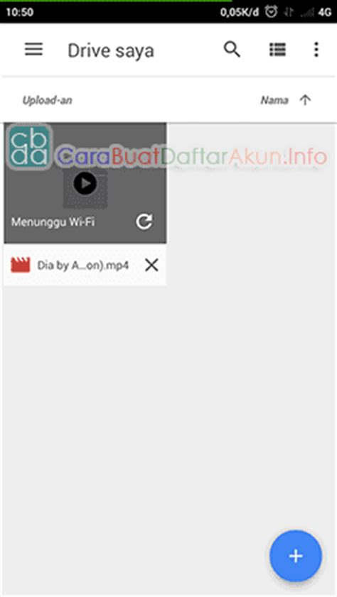 cara membuat folder google drive cara membuat dan menggunakan google drive untuk simpan file