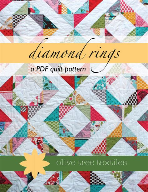 Pdf Quilt Patterns by Pdf Quilt Pattern Rings
