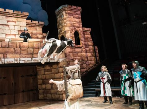 Cus Housing Vcu by Theatrevcu S Spamalot Hits Home With Humor And Skill