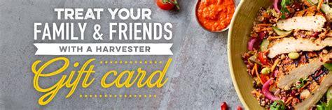 Harvester Gift Card - harvester restaurant gift cards 163 5 to 163 200