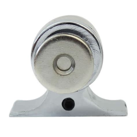 Magnetic Door Latch by Satin Finish Magnetic Door Stopper Touch Latch Holder