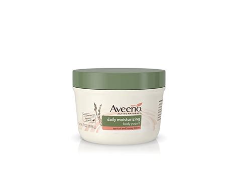 Yoger Moisturizing aveeno active naturals daily moisturizing yogurt moisturizer apricot and honey 7 oz