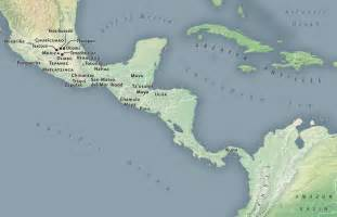 mesoamerica caribbean infinity of nations and