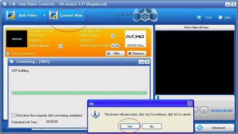 effectmatrix complete solution for video conversion on effectmatrix total video converter hd v3 61 bb