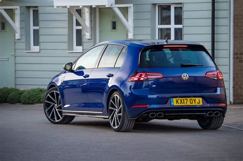 golf volkswagen vw golf r review and performance pack car magazine