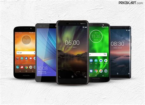 Top 7 Smartphones by Top 7 Upcoming Smartphones To Launch In April 2018
