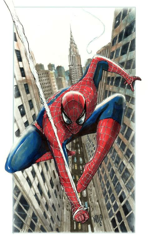 spider man swings web swing by nikolasdraperivey on deviantart