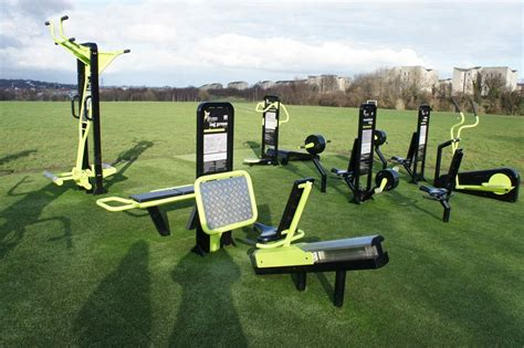 Modern Home Design Ideas Outside by The Great Outdoor Gym Company Supports The Nhs Forest