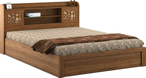 Cing Bunk Bed Cots Spacewood Engineered Wood Bed With Storage Price In India Buy Spacewood Engineered Wood