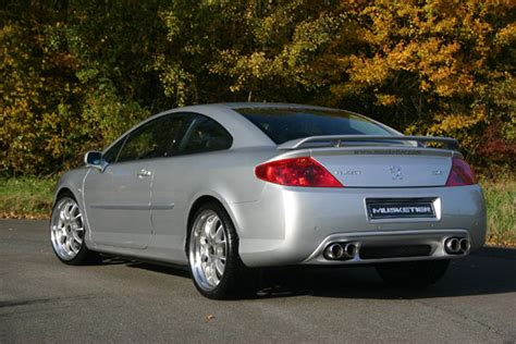 peugeot 407 coupe tuning peugeot 407 coupe tuning 187 pictures