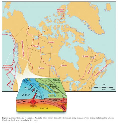 earthquake canada canada s earthquakes the good the bad and the ugly