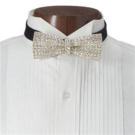 david s formal wear rhinestone glitz bow tie