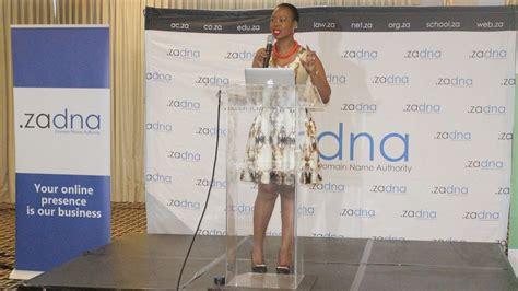 deputy minister stella ndabeni abrahams zadna breakfast