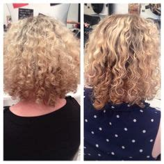 brazilian blowout results on curly hair what a brazilian blowout looks like on curly hair and