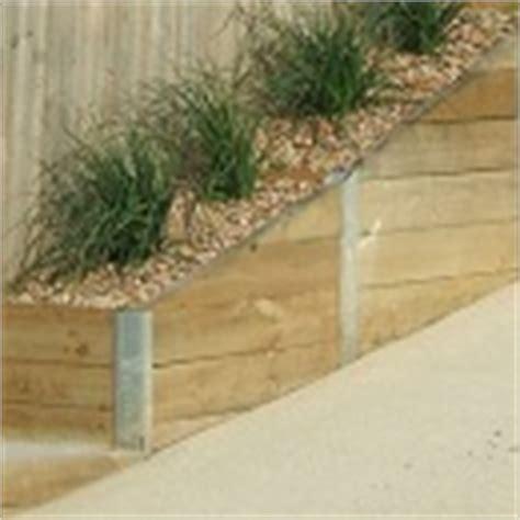 Ecowood Sleepers by Bendigo Timber Products