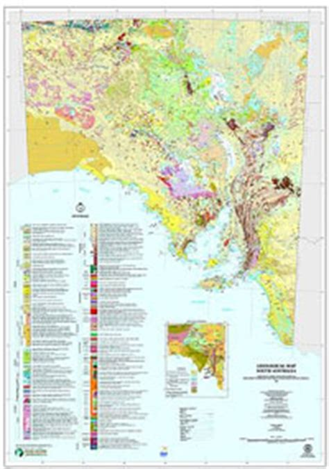 Section Maps South Australia section maps south australia map