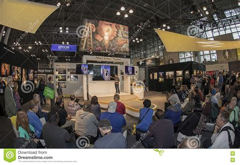 show international expo javits conference center new york in aerial perspective