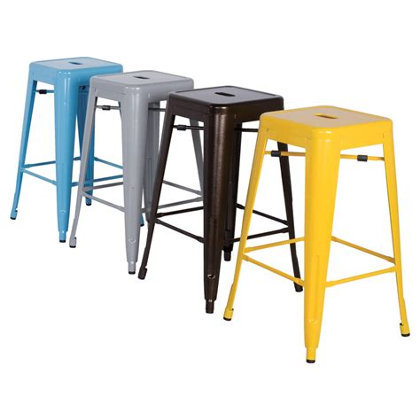 Outdoor Metal Backless Bar Stools by Bar Stools Chairs Home Decor Clipgoo