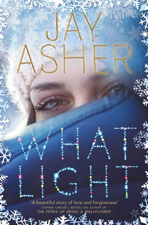 light it up a ash novel books review what light by asher past bedtime