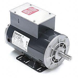 marathon motors 2 hp commercial duty air compressor motor capacitor start run 1740 nameplate rpm