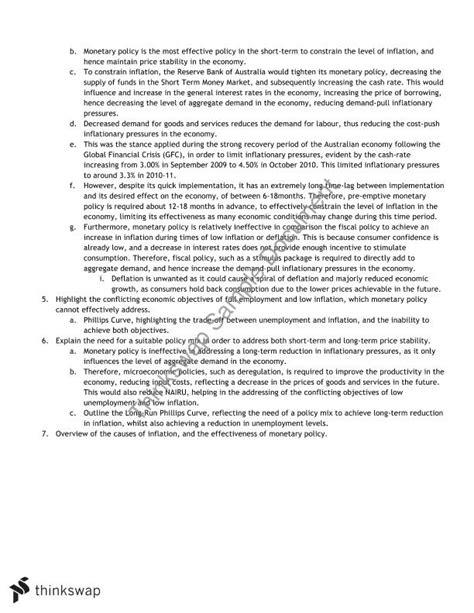 essay format economics economics essay plans and essays year 12 hsc economics