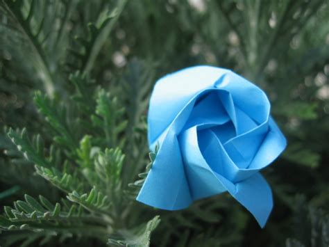 Prison Origami Flower - origami roses how to fold 171 embroidery origami