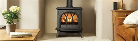 beautifully realistic flames from a gazco gas stove