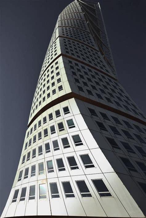 santiago calatrava turning torso tower malmo sweden turning torso tower in malm 246 sweden by santiago