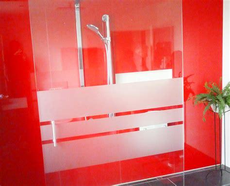 lackiertes badezimmer badezimmer dusche