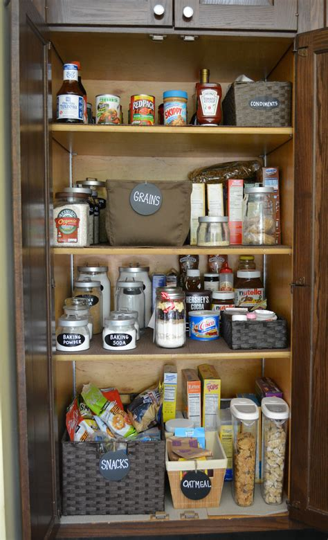 Shelf Of Canned Goods by Pantry Organization Ii