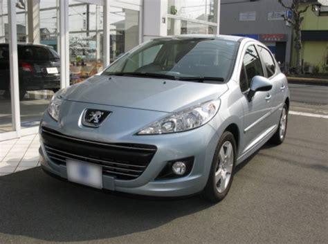 peugeot cars price list usa peugeot 207 premium 2010 used for sale