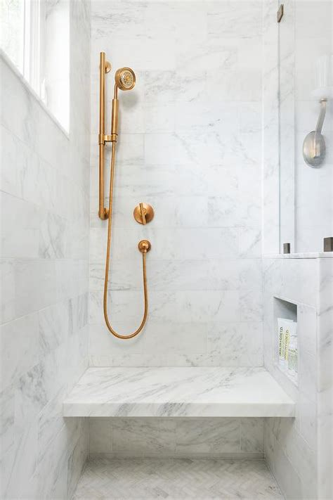 marble shower bench niche over marble shower bench interior inspiration