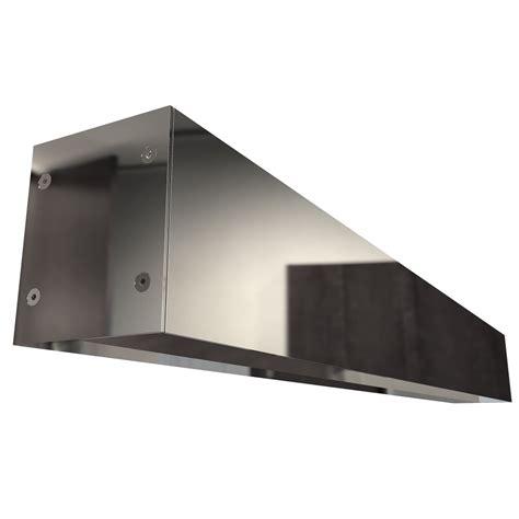 contemporary chrome led rectangular wall washer light
