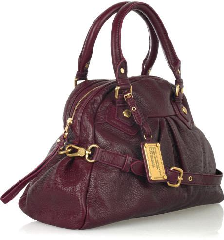 Marc Strike Bowling Bag by Marc By Marc Baby Aidan Leather Bowling Bag In