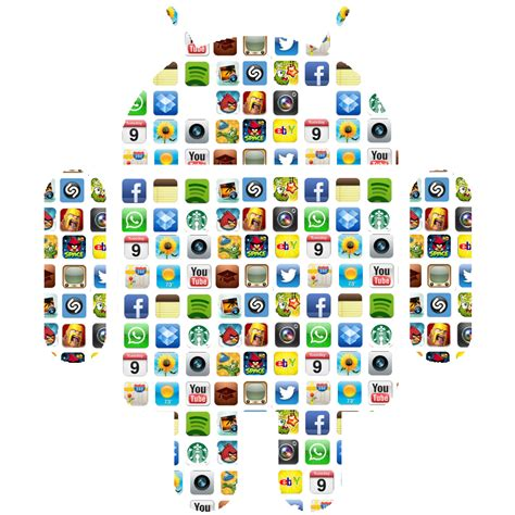 android applications 5 must apps for your android