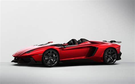 1st Lamborghini Lamborghini Aventador J Look Motor Trend