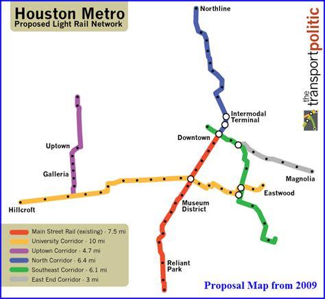 houston light rail map 22 model houston rail map afputra