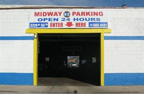 Midway Parking Garage by Pin By Gavin Heb On Mdw Airport Parking