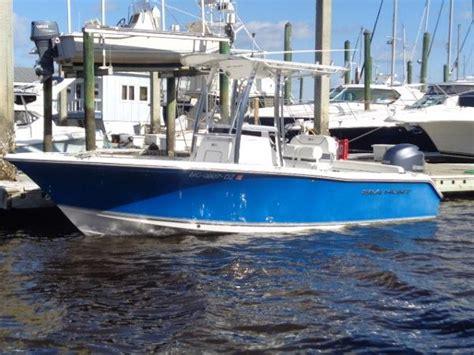 sea hunt boats north carolina used sea hunt boats for sale in north carolina boats