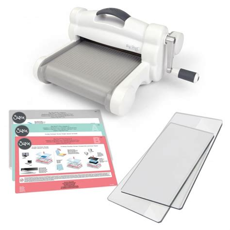 card die cutting machines sizzix big plus machine only sizzix from craftyarts