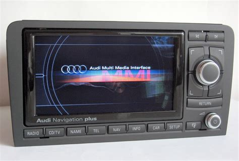 Audi A3 Rns E by Audi A3 S3 8p Rns E Chrome Navigation Plus Retrofit