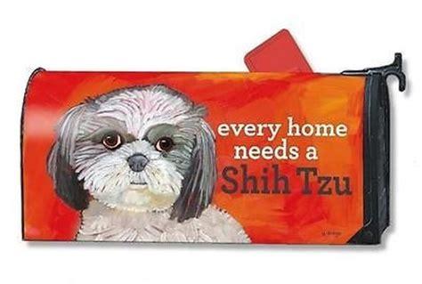 shih tzu covers mailbox covers