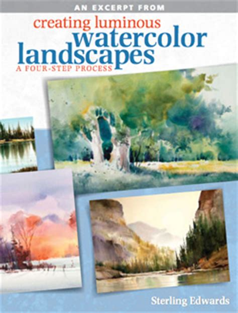 the landscape lighting book pdf free watercolor landscape tutorials rivets light more