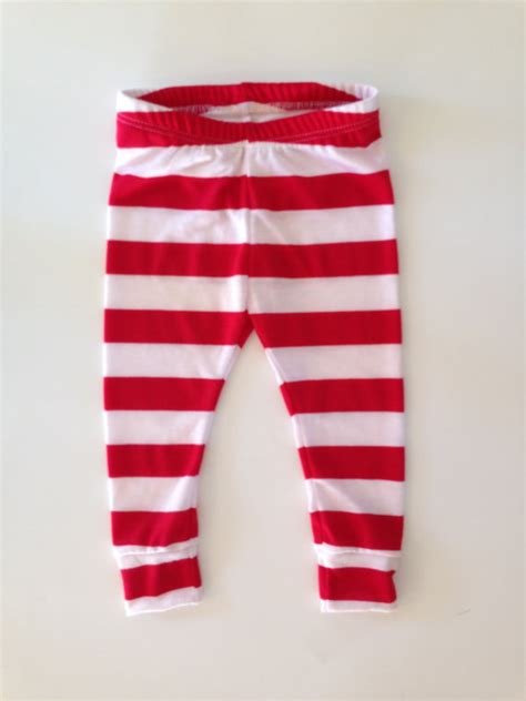 White Baby Legging by Striped Baby Trendy Clothes