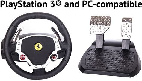 thrustmaster f430 racing wheel technical data about the thrustmaster 430 steering
