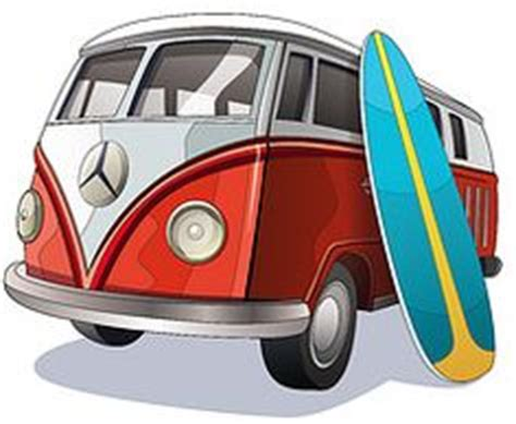 volkswagen with surfboard clipart imagen de http previews 123rf com images artyzan