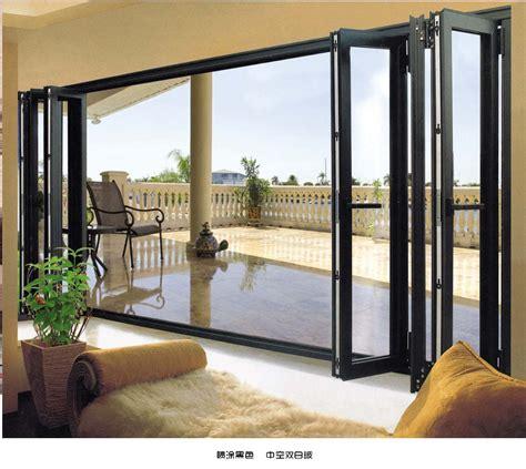 patio door aluminium folding door China (Mainland) Doors