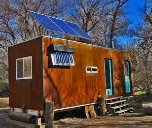Tiny House Built The Bed Flatbed Trailer Alek Lisefskis Home Project Business Insider 17 best 1000 ideas about tiny house trailer on pinterest